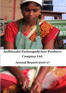 Aadhimalai Annual Report 2016-17